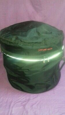 Stagg bass drum cover 20 diameter x 18 deep vgc+ Little used BARGAIN 1/2 price