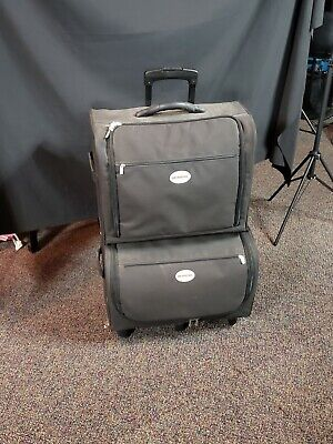 Bernina Carrying Bag Case Roller Suitcase For Machine And Embroidery