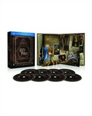 Harry Potter - La Collezione Completa - Collector's Edition (8 Blu-Ray Disc)