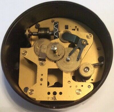 Smiths Sectric De Luxe Movement