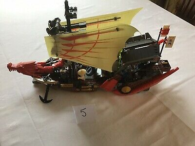 Lego magnificent Sailing Boat With Figures