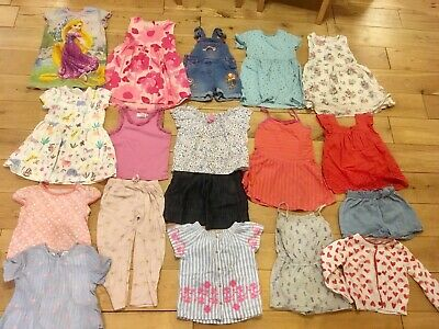 Girls 3-4 Years Summer Bundle Joules Next Cath Kidston Dress Paw Patrol Shorts
