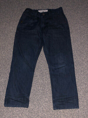 Matalan Blue Denim Jeans Boys Age 7 Excellent Conditon Next