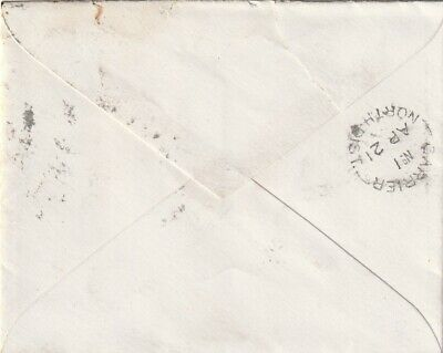 MONTREAL CE 10/AP 20/78  DUPLEX  CANCEL POSTMARK WITH CARRIER NORTH DIST No 1 AP