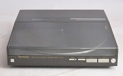 Technics Sl-5 Linear Tracking Turntable - Fully Working / New Stylus