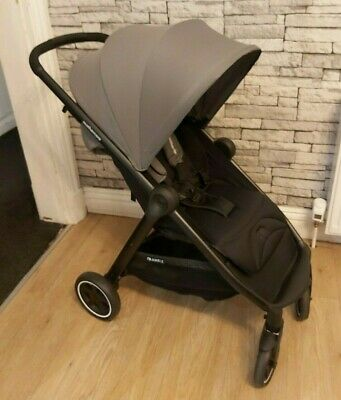 ♡ Mothercare - Amble - Pushchair / Stroller - Grey & Black - Perfect Condition ♡