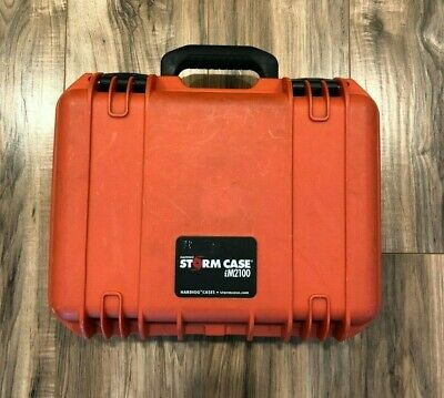 iM2100 Pelican Storm Case Orange