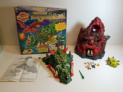 1994 Bluebird Toys - Huge Mighty Max Lot