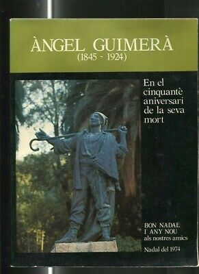 Angel Guimera 1845-1924