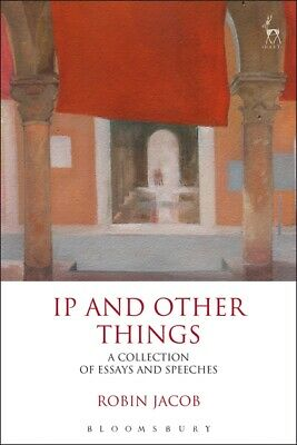 BOOK NEW IP and Other Things by Jacob, Robin (2017)