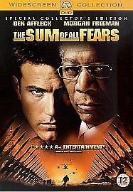 The Sum of All Fears (Widescreen Special Edition) [DVD] NO SLIPCVER