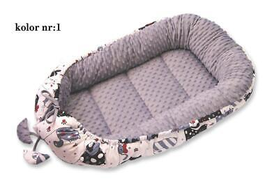 Baby Nest Newborn Reversible Cocoon Bed Sleep Kokon Newborn Cushion