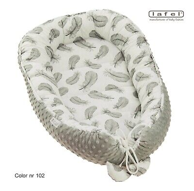 Baby nest Pod Nest Newborn Reversible Cocoon Bed Sleep Kokon Newborn Cushion