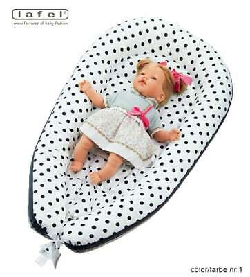 Lafel Baby nest cocoon cushion bed reversible HIGH QUALITY