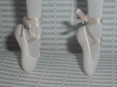 Shoes Barbie Doll Pink Misty Copeland Nutcracker Ballet Ballerina Slippers