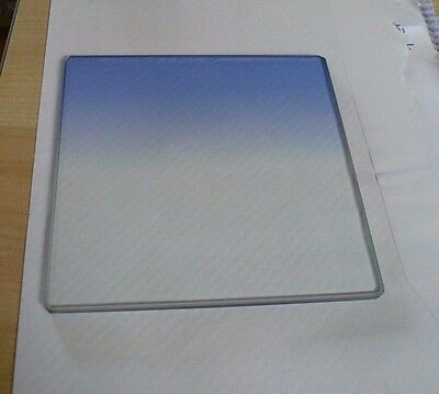 "Professional film 4"" x 4"" TIFFEN Filter Clear/Blue 2 Soft USA DOP ARRI RED SONY."
