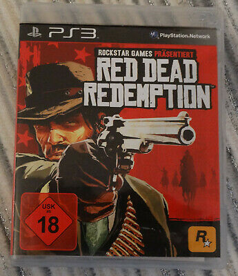 Red Dead Redemption (Sony PlayStation 3) PS3 Spiel