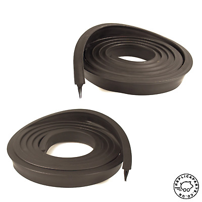Porsche 356 European Engine Compartment Ducting Seal Set Replaces 64436900300