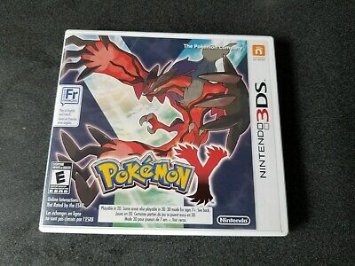 Nintendo 3ds Pokemon Y (Nintendo 3DS) XL 2DS Tested (#134)