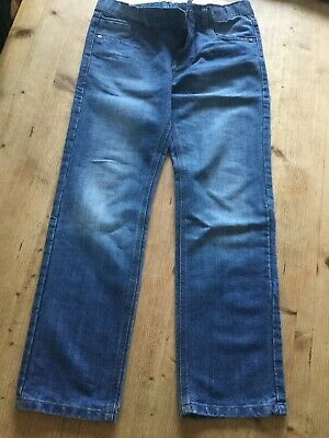 Boys Marks And Spencer Blue Jeans Age 11-12