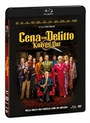 Cena con delitto - Knives Out - Combo Pack (Blu-Ray Disc + DVD)