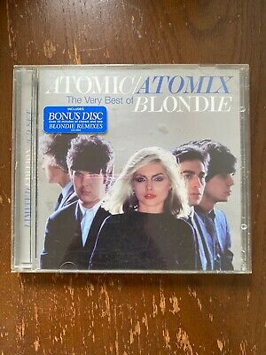 Blondie : Atomic/Atomix The Very Best Of Blondie Greatest Hits 2CD (7)