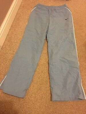 Girl's Nike Blue Tracksuit Bottoms/Trouse Age 12-14 Years