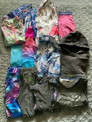 Girls Sports Clothes Bundle Next Hype 11-12 Years