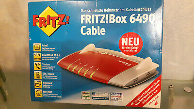 AVM FRITZ! Box 6490 Cable WLAN Router