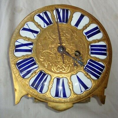 A Rare, Early 18Th Century, Fusee Boulle Clock For Restoration.