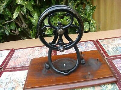 Old Vintage Antique Sewing Machine Wilcox Willcox & Gibbs Hand Crank Only