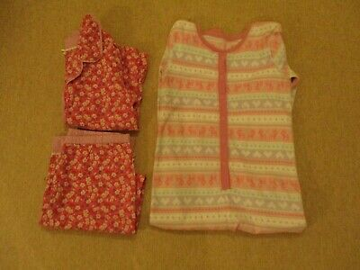 Gorgeous M&S Girls Pyjamas and Jumpsuit Age 11-12 Years