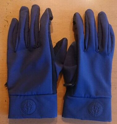 Stone Island gloves M medium SOFT SHELL