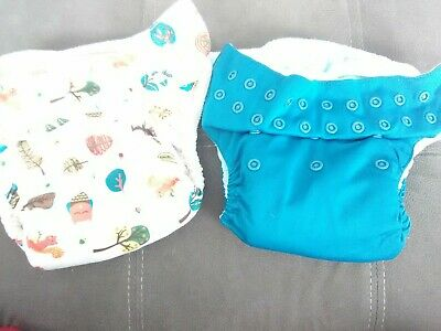 Nicki's diaper Cloth Pocket Diaper With Microfiber Insert