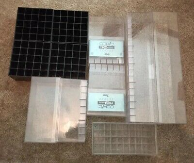 Lot Copic Original Marker Cases Empty Holds 72 36 12
