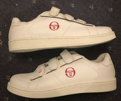 Childs Sergio Tachini Size 4 Trainers