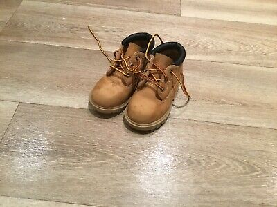 Infants Timberland Boots. Size Uk 6