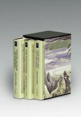 The Lord of the Rings by J. R. R. Tolkien HARDCOVER, Sealed, 3-Book Set