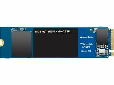 Western Digital Blue SN550 NVMe M.2 2280 1TB PCI-Express 3.0 x4 3D NAND Internal