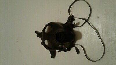 NEW Israeli  Civilian Gas Mask & Standard 40mm NATO Filter Emergency Small