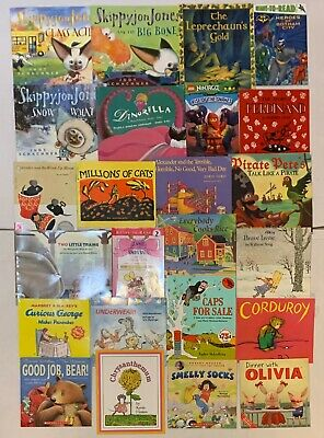 Lot of 24 Grade 3 3rd ACCELERATED READERS AR Picture Books Teacher (3.0-4.0)