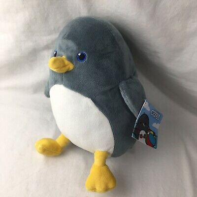 """Kohl/'s Penguin from /"""" Lost and Found /"""" Book 12/"""" Tall Plush Stuffed NWT"""