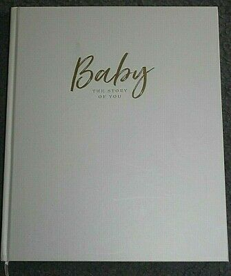 New/Unused - BABY BOOK - The Story of You - A fill in Keepsake record Book