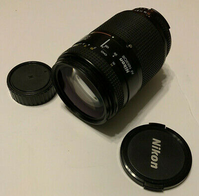 Nikon AF NIKKOR 35-135mm f/3.5-4.5 Lens Very Good Condition