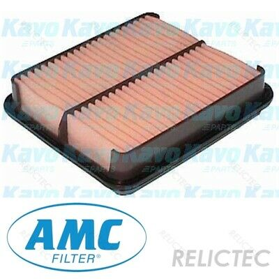 2x Air Filters ADK82219 Blue Print 1378065D10 1378077E00 Top Quality Replacement