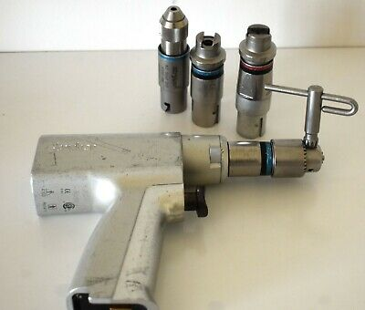 Stryker System 5 Drill Reamer rotary 4205 and accessories