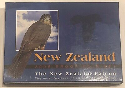 New Zealand 2006 Proof Coin Set