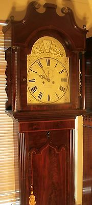"Antique Mahogany "" Tamsworth"" Automation Zodiac Longcase / Grandfather Clock"