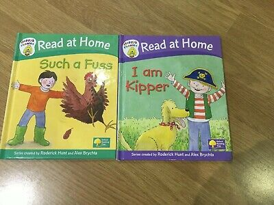 Floppy's Phonics Read at Home x 2 Books