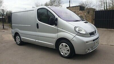 Vauxhall Vivaro 2.0 Cdti 5 Door 2009/59 Short Wheelbase High Roof